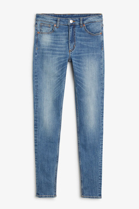 Monki Mocki light blue jeans