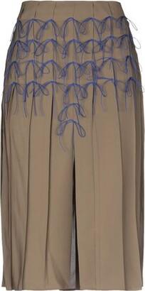 Marco De Vincenzo 3/4 length skirt