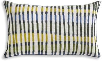 "Yves Delorme Tonga Decorative Pillow, 13"" x 22"""