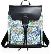 Gucci Printed Backpack