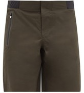 On - Waterproof Technical Running Shorts - Mens - Khaki