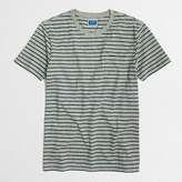 J.Crew Factory Slim striped T-shirt