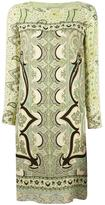 Etro abstract print shift dress - women - Silk/Viscose - 40