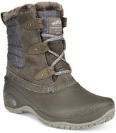 The North Face Women's Shellista Shorty Cold-Weather Boots