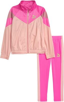 Puma Track Jacket & Pants Set
