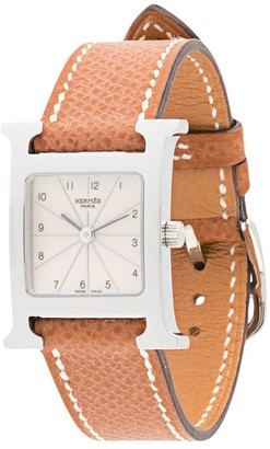 Hermes 2005 pre-owned H Square watch