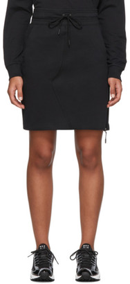 Nike Black Tech Fleece Sportswear Skirt