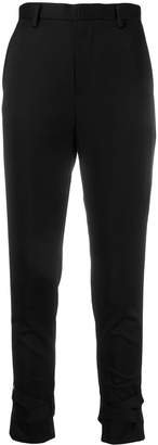 Comme des Garcons Ankle-Strap Tailored Trousers