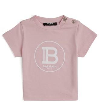 Balmain Kids Monogram T-Shirt (3-36 Months)