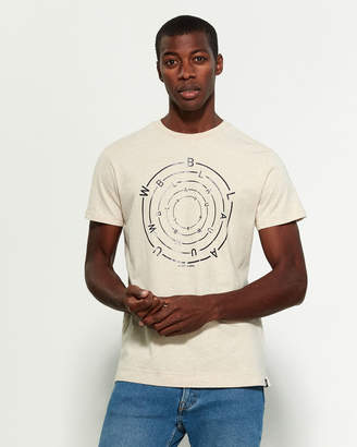 Scotch & Soda Bullseye Short Sleeve Tee