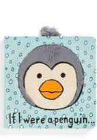 Jellycat 'If I Were a Penguin' Board Book