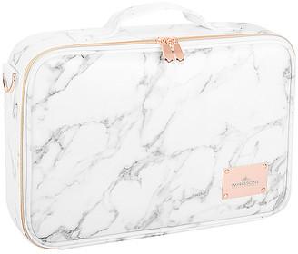 Impressions Vanity C'est La Vie Makeup Carry Case with Adjustable Dividers