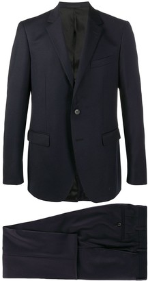 Lanvin Single-Breasted Tailored Suit