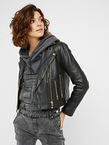Muu Baa Harrier Biker Jacket by Muubaa