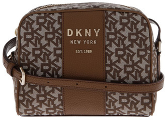 DKNY Noho Zip Around Crossbody Bag