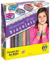 Creativity For Kids Rhinestone Wrap Bracelets Kit