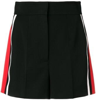 Alexander McQueen Stripe Detail Shorts