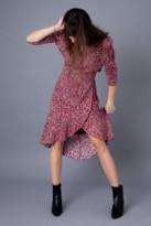 BA&SH Carmin Chelsea Robe - 1