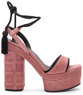 Castaner Alamos Heel in Mauve. - size 36 (also in 37,38,39,40)