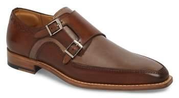 Mezlan Magno Double Monk Strap Shoe
