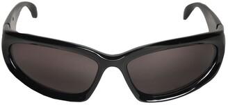 Balenciaga Swift Oval 0157s Sunglasses