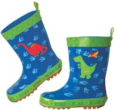 Stephen Joseph Dino Rain Boot - Blue-8