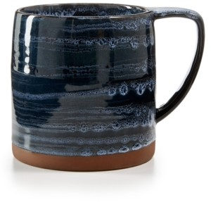 Lucky Brand Blue Wash Mug, Created for Macy's