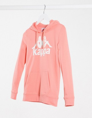 Kappa logo hoodie