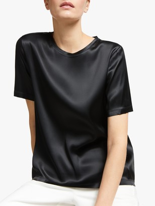 Marella Scia Blouse, Black