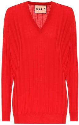 Plan C Wool sweater