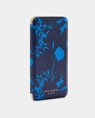 Ted Baker WWILA Bluebell iPhone 8 Plus mirror case
