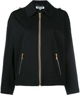 Kenzo branded harrington jacket