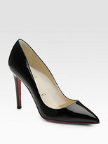 Pigalle 100 Patent Leather Pumps