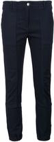 Veronica Beard Field Cargo Denim Pants