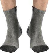 Panegy Men's Outdoor Sports Sock Silver Fiber Antibacterial Odor Fighting Winter Warm Hosiery