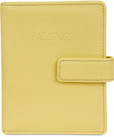 Kenneth Cole Reaction Deluxe Passport Wallet with Rfid