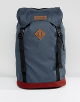 Columbia Classic Outdoor Backpack 25L in Blue/Red