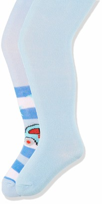 Playshoes Baby Girls' Auto und Unifarben mit Komfortbund Tights