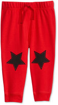 First Impressions Baby Boys' Star-Patch Jogger Pants, Only at Macy's