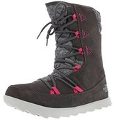 The North Face Thermoball Bootie Women US 7 Gray Winter Boot UK 5