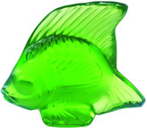 Lalique Green Fish