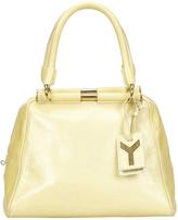 Saint Laurent Patent leather handbag
