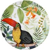 """Ink Dish Porcelain Side Plates """"Orinocco"""" (Set of 4)"""