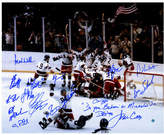 Steiner Sports 1980 USA Hockey Team Photographic Print