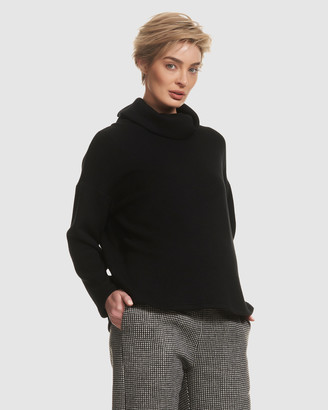 Soon Diana Turtle Neck Knit