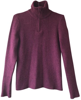Helly Hansen Purple Wool Knitwear for Women