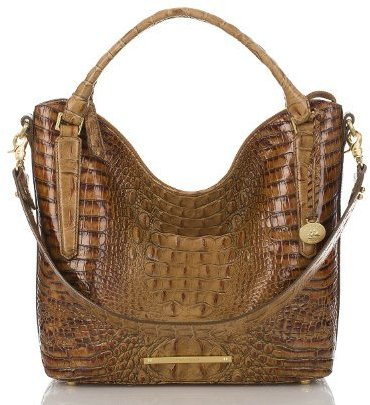Brahmin Norah Hobo Bag Toasted Almond Melbourne