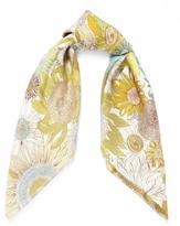 Liberty Print Floral Handkerchief