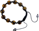 Shamballa FINE JEWELRY Mens Tiger's Eye Bead Bracelet