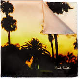 Paul Smith - Printed Silk Pocket Square